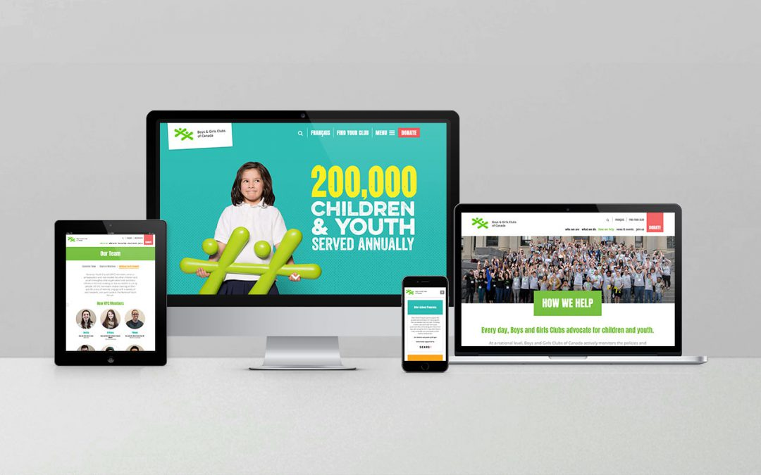 Give your Boys & Girls Club Website a Boost